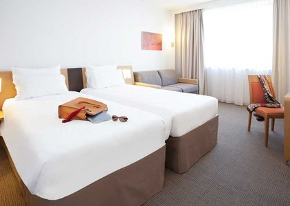 Hotel SERCOTEL VALLADOLID offers you a special city breaks: